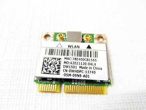 Tarjeta Wifi Broadcom  Dw1501 Impecable