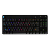 Teclado Logitech G Pro Gaming Keyboard Mecanico Rgb