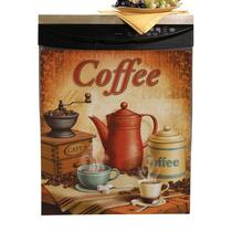 Funda De Lavavajillas Vintage Coffee