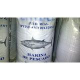 Harina De Pescado Y Carne  X Sacos