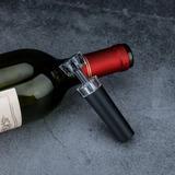 Tapón Vino Vacío Retener Frescura Botella Bomba De Aire Sell