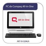 Desarme All In One Compaq 18 - 3204la