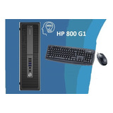 Hp 800 G1 I7-4770/8gb/ssd240/win10