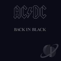 Vinilo Ac / Dc Back In Black  Nuevo Sellado Importado De Usa
