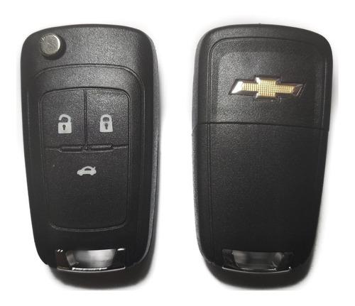 Carcasa Llave Chevrolet Orlando Tracker Otros 3 Botones