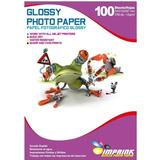Papel Foto Glossy 135 Gr. 400 Hojas. Envío Gratis