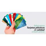 Credenciales Pvc - Gift Card - Impresión Por Ambos Lados