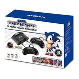 Sega Genesis Classic Game Console Versión 2017