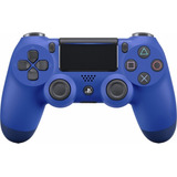 Control Ps4 Sony Dualshock 4 V2 Nuevo  Azul - Phone Store