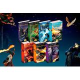 Saga Harry Potter Completa Edición 2020