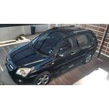 Hermosa Kia Sportage, Diesel Motor 2.0 Full 100% De Cuero
