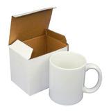 36 Tazon Blanco Subli Premium C/caja - Despacho Gratis