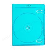 Caja Bluray Azul Single 12mm - Pack 10 Unidades
