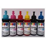 Tinta Imprink Dye Uv Coreana Para Todas Impres Epson 100ml