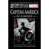 Marvel Salvat Vol.31 - Capitán América: El Elegido - Sellado