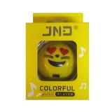 Parlante Emoji  Con Adaptador De Micro Sd + Audifonos