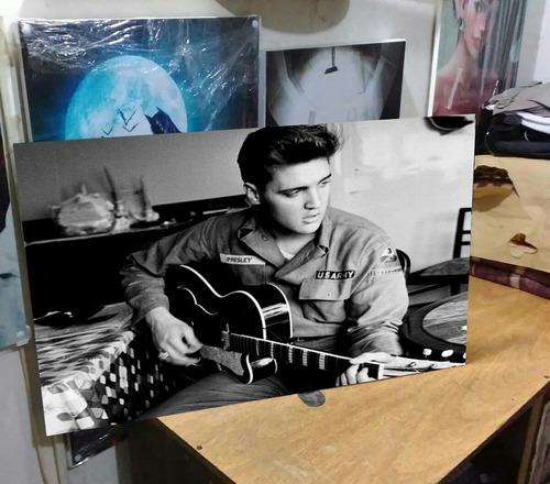 Elvis Presley  Súper Cuadro Grande
