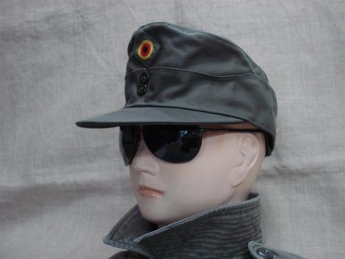 9e08803e5a37f Gorro Militar Ejercito Alemania Moleskin