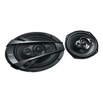 Sony - Parlante Coaxial De 4 Vías De 16 X 24cm