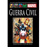 Comic Guerra Civil Numero 9 Coleccion Salvat El Mercurio