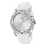 Reloj F20243/1 Blanco Festina Mujer Only For Ladies