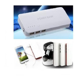 Bateria Portatil Externa 20.000 Mah Portable Power Bank3usb