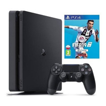 Playstation 4 Ps4 Slim + Fifa 19 - Sniper Game
