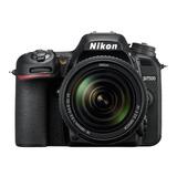 Cámara Nikon D7500 + Lente 18-140mm Af-s Vr G Dx