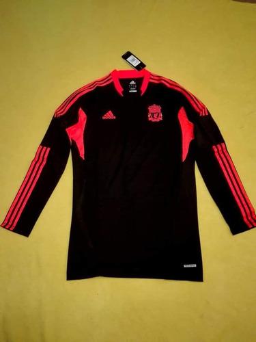 4895bc8f612 Camiseta De Arquero Liverpool Versión Techfit (ajustada) Xxl