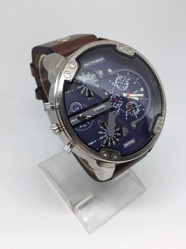 28c7851721eb Reloj Diesel Depotivo Estilo Aviador Dz7313