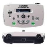 Procesador Vocal Y Looper Boss Ve-5 Blanco