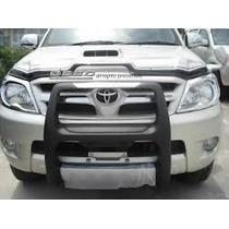 Defensa Abs Kangaroo Nissan Navara
