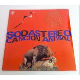 Vinilo Soda Stereo - Canción Animal - Envío Gratis