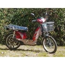 Bici Electrica (bicimoto) Doble Suspensión, Nuevas