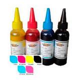Tinta Para Hp Epson Y Canon Botella De 100cc X Color