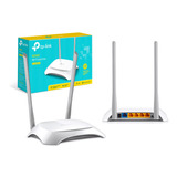 Router Inalambrico N 300mbps Tp-link Tl-wr840n Wps Cca Qos