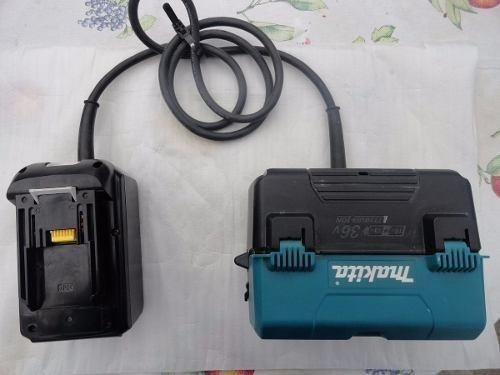 Convertidor De Bateria 18v A 36v Makita Bcv1