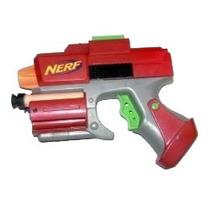 Pistola Nerf Crossfire Con 3 Dardos En Buen Estado (14)