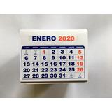 500 Tacos Calendario Mini 2020