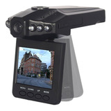 Camara Seguridad Para Auto Dvr Dash Hd 720p Lcd