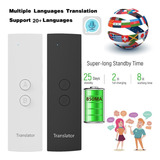T6 Traductor Voz En Tiempo Real Instantáneo Multi - Idioma D