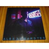 Vinilo Alex Anwandter / Amiga (nuevo Y Sellado)
