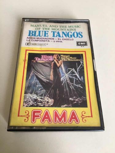 Cassette Blue Tangos