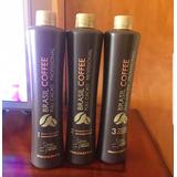 Keratina Alisante Brasil Coffe Full Cacao 500 Ml Enviogratis