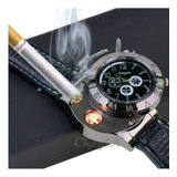 Reloj Hombre Pulsera Con Encendedor Outletnet
