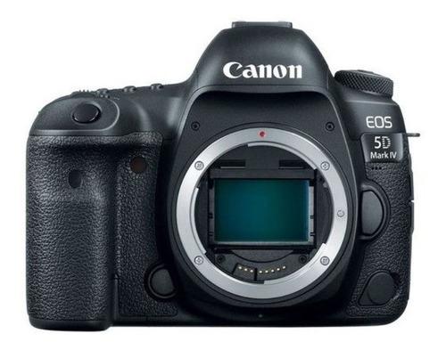 Cámara Réflex Profesional Canon Eos 5d Mark Iv (body) Cyber
