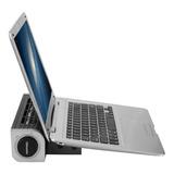 Cooler Laptop Con Ventilación Trasera
