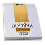 Set Cuerdas Violoncello Ces610 Olympia Juego Cuerdas Cello