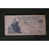 Billete De 1 Pesos Republica Argentina Muy Escaso
