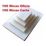 Láminas 100 Oficio, 100 Carta, 100 Doble Carnet Envio Gratis